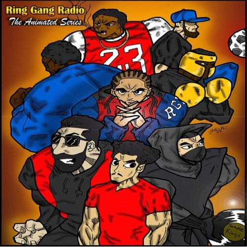 Ring Gang Radio: The Animated Series Episode 3 (All Rats Must Die)