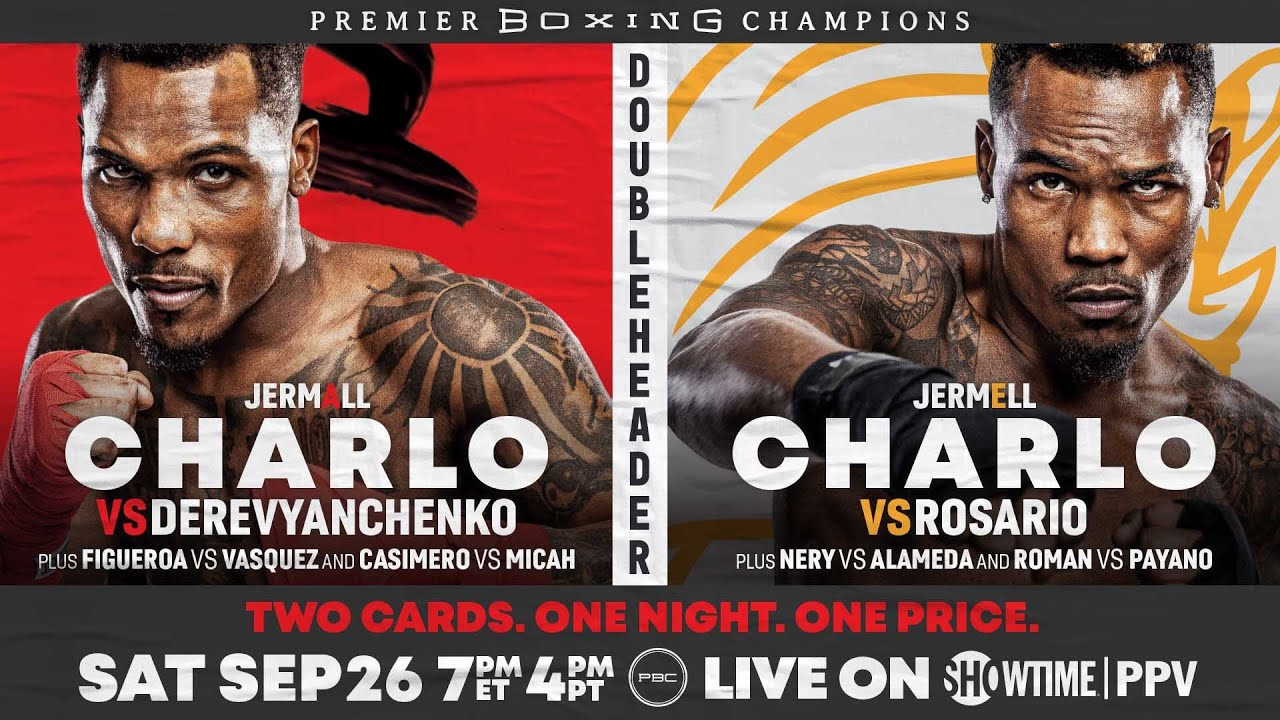 The Charlo Brothers Doubleheader PPV Preview