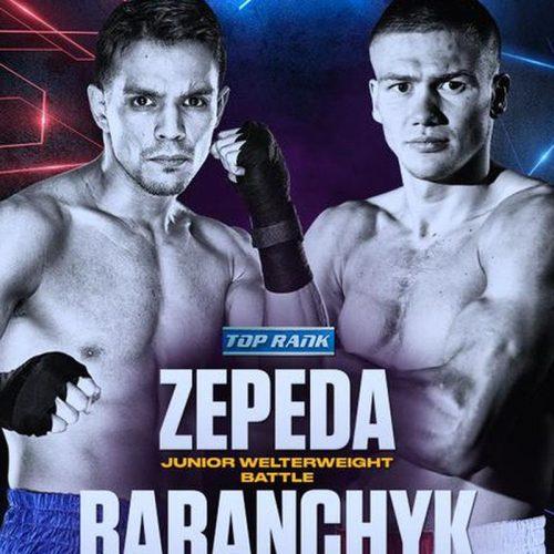 Real Talk Boxing: Jose Zepeda vs Ivan Baranchyk Preview