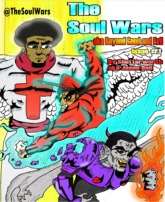The Soul Wars Issue 1