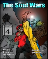 The Soul Wars Issue 4