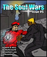 The Soul Wars Issue 5