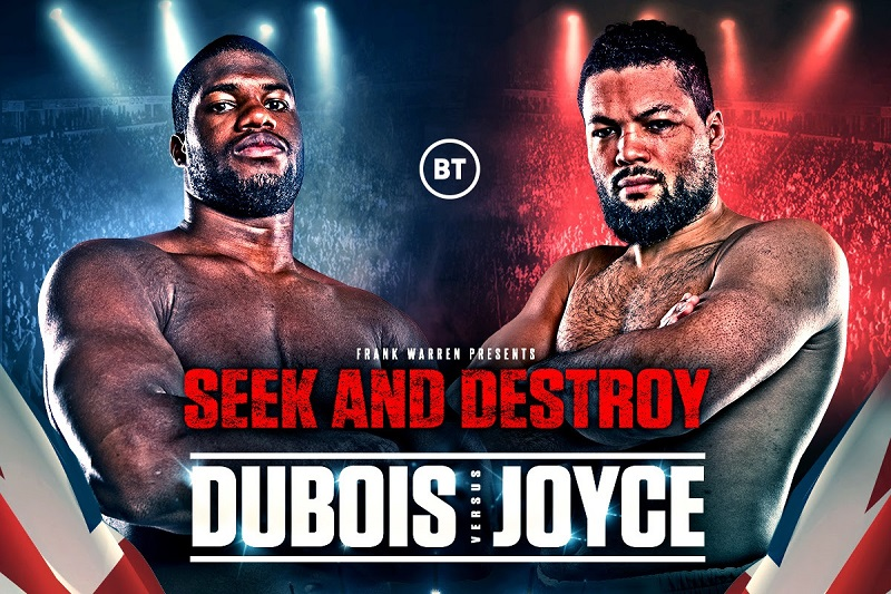 Daniel Dubois vs Joe Joyce – The Step Up (preview)