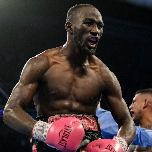 Will Terence Crawford leave Top Rank in 2021?