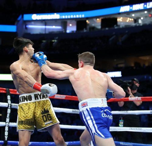 Ryan Garcia vs Luke Campbell Recap