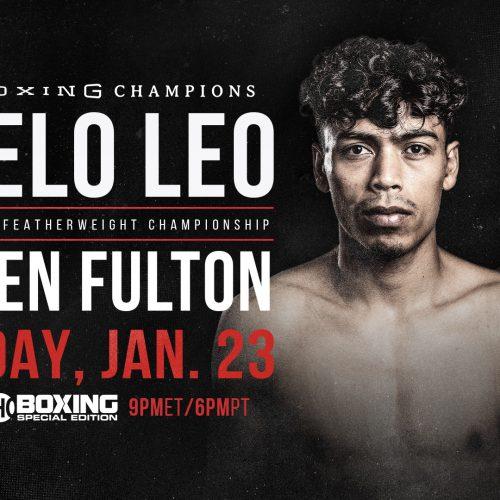Angelo Leo vs Stephen Fulton Preview