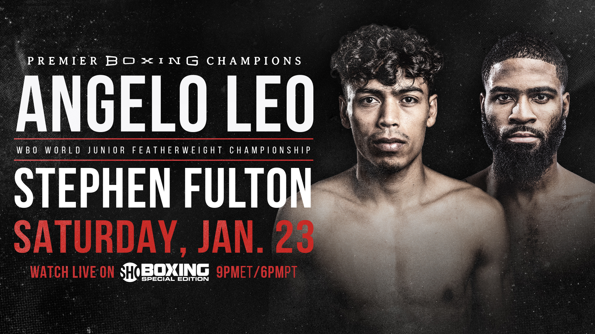Angelo Leo vs Stephen Fulton Preview