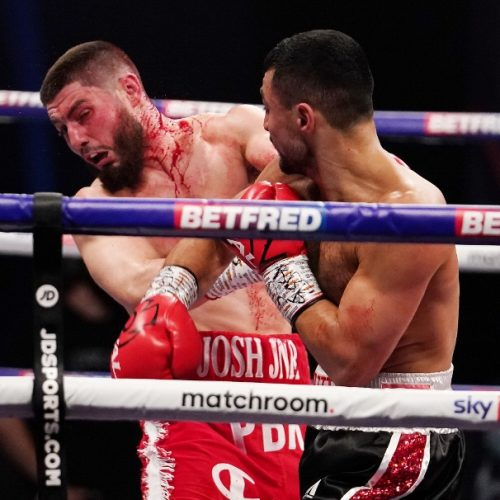Josh Kelly vs David Avanesyan Recap