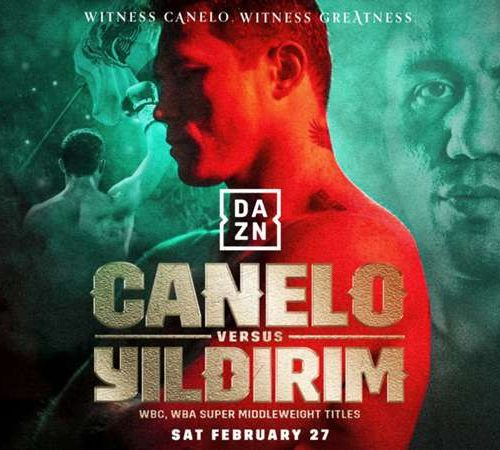 A short prediction video – Canelo vs Avni Yildirim