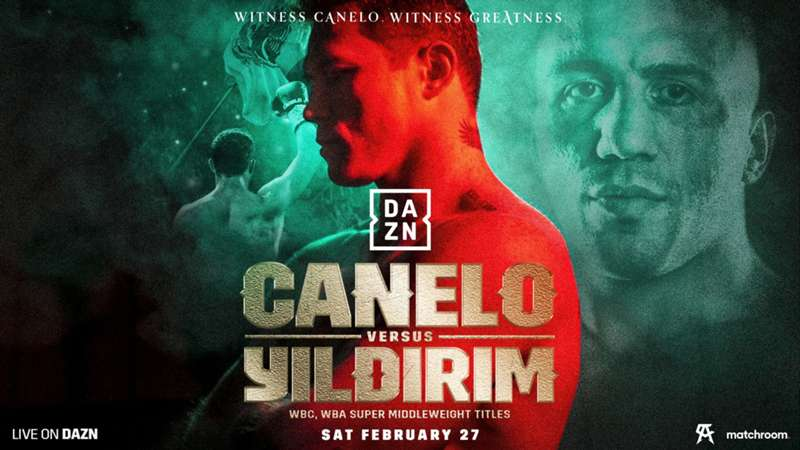 A short prediction video – Canelo vs Avni Yildirim