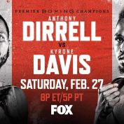 Anthony Dirrell vs Kyrone Davis Recap / Andy Ruiz vs Chris Arreola on PPV = FAIL!!!