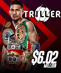 Triller wins the bid for Teofimo Lopez vs George Kambosos