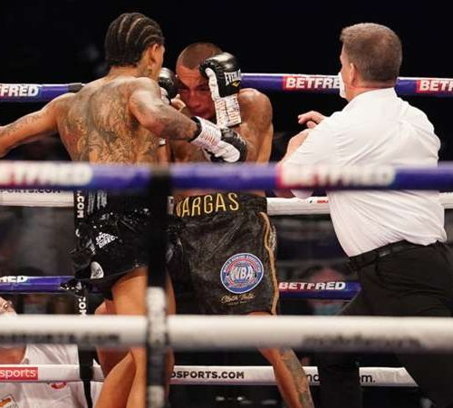 Conor Benn vs Samuel Vargas Card Recap