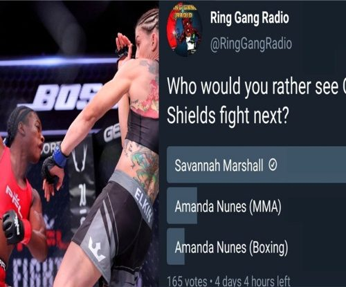 Claressa Shields's MMA Debut Recap & Who's Next Poll Results