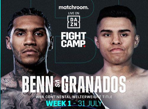 Conor Benn vs Adrian Granados Preview