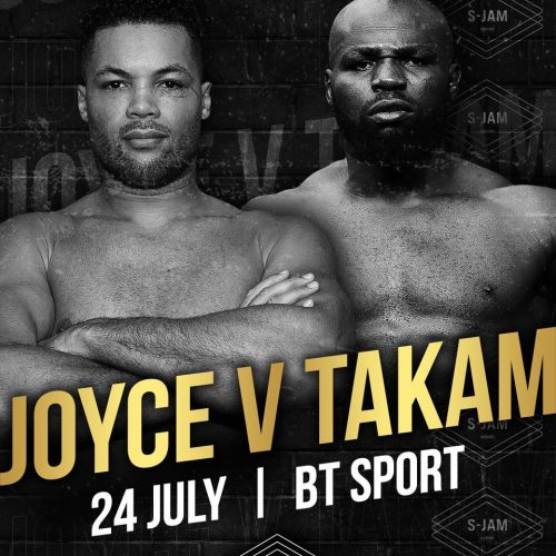 Joe Joyce vs Carlos Takam Preview / Jake Paul vs MMA