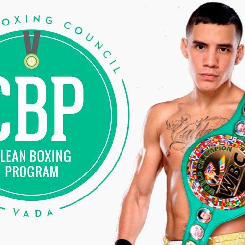 Oscar Valdez – I take Phentermine but I am Clean